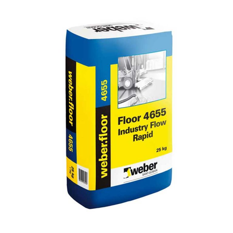 weberfloor 4655 industry flow rapid