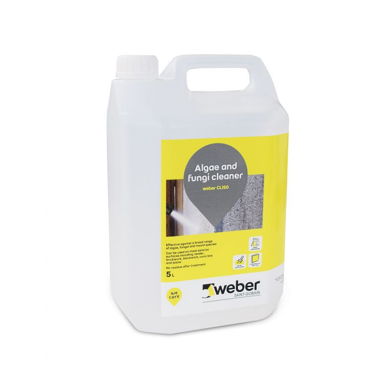weber CL150 5L — water-based brick cleaner