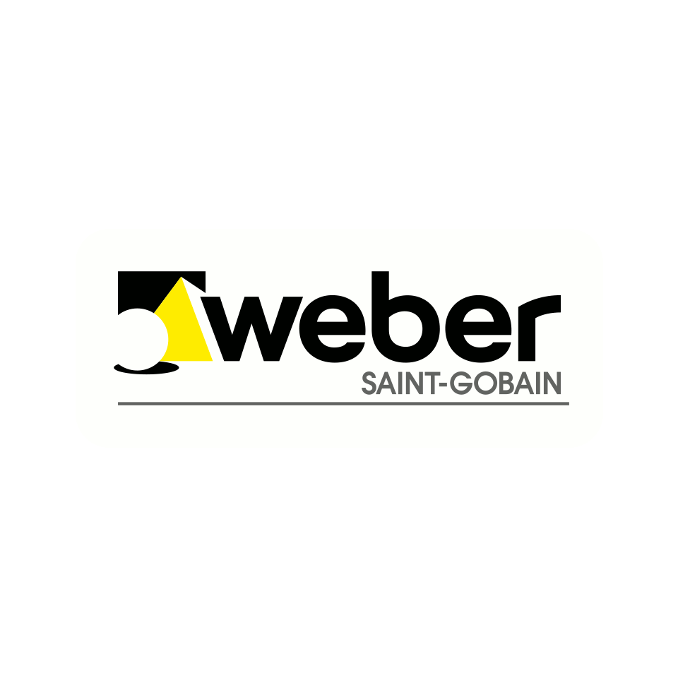 weberpral D – Through-colour monocouche render by Weber, available in Ireland